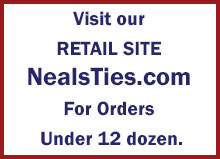 Switch to retail site, NealsTies.com